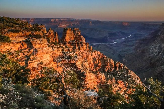 Grand Canyons