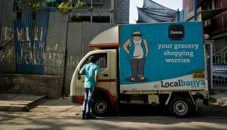 Grocery Delivery Service Localbanya Website Taken Down As Crisis Grows