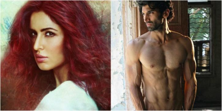 Katrina and Aditya Roy Kapoor