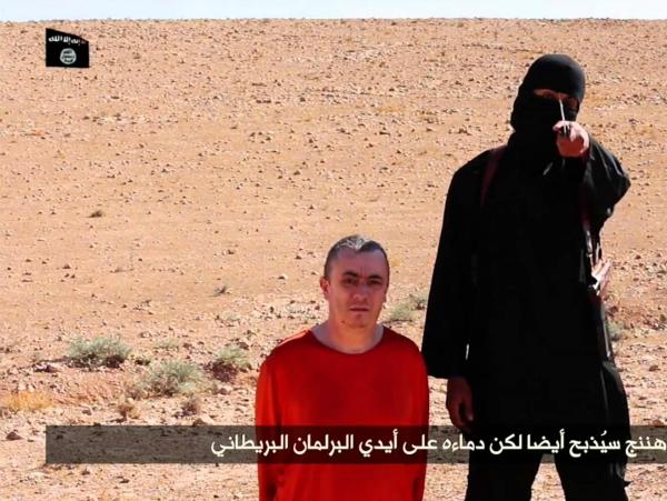 ISIS journalist murder