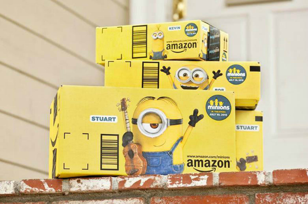 On an average, Amazon sends 3,00,000 packages through India Post every month followed by Snapdeal (80K), Yepme (60K), Myntra (50k) and Flipkart (30K).