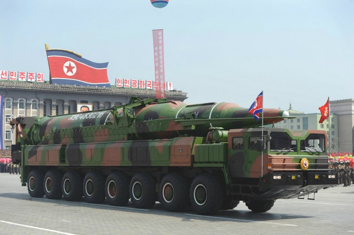 North Korea Claims It Successfully Tested Hydrogen Bomb