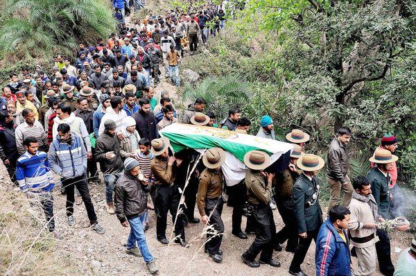 Pathankot martyrs