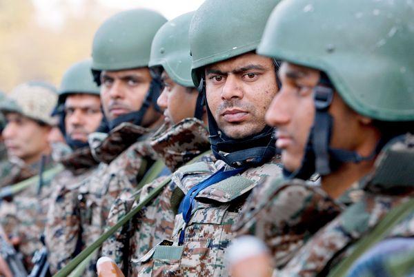 Army men Pathankot