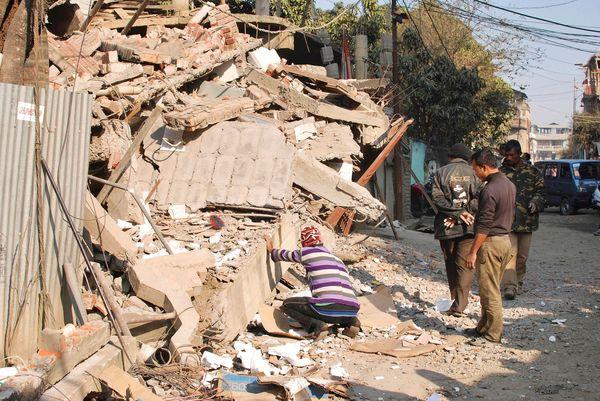 earthquake 2016 india