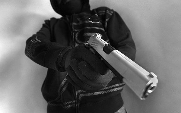 Armed robber | Representational image