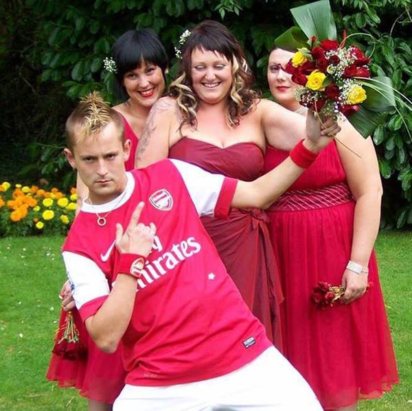 Barry Jenkins wedding dress