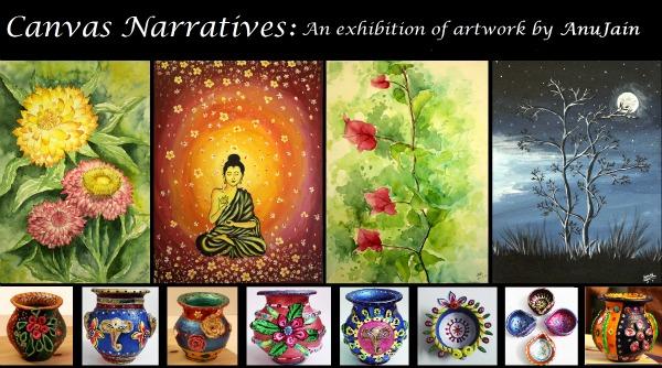 Canvas Narratives by Anu Jain