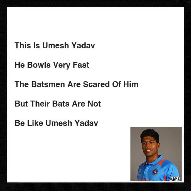 Umesh Yadav