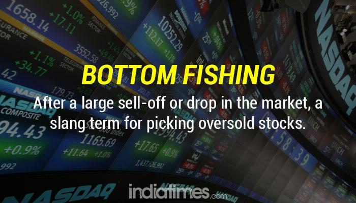 Stock Market Slangs