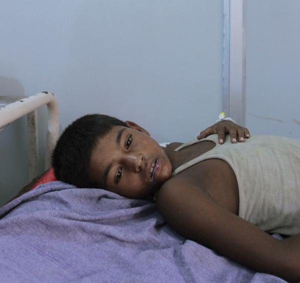 A sick child | Representational Image