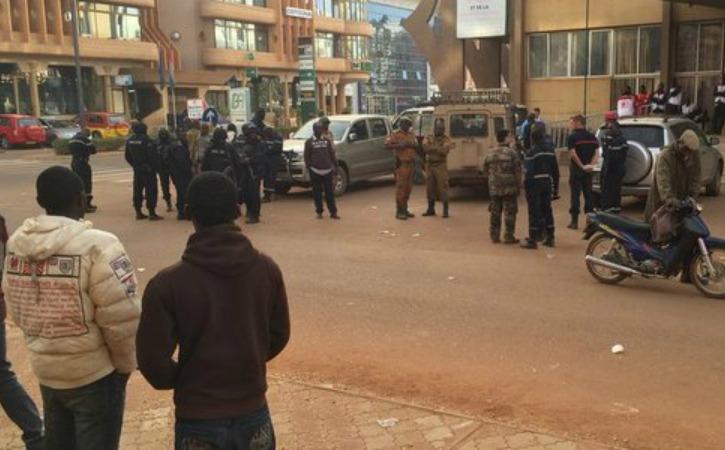 Al-Qaeda Siege At Burkina Faso Hotel Over