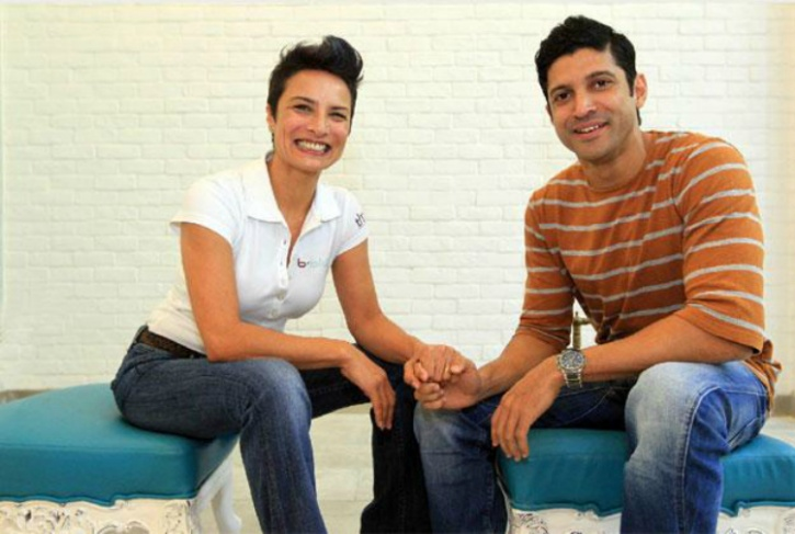 Farhan and Akhtar