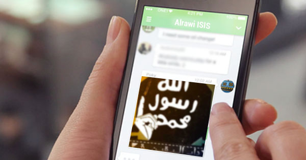 ISIS Has Now Launched Its Own Chat App And It