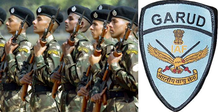 Garud Commando Force