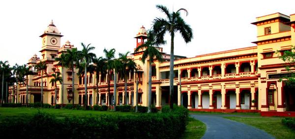 IIT BHU Campus in Varanasi