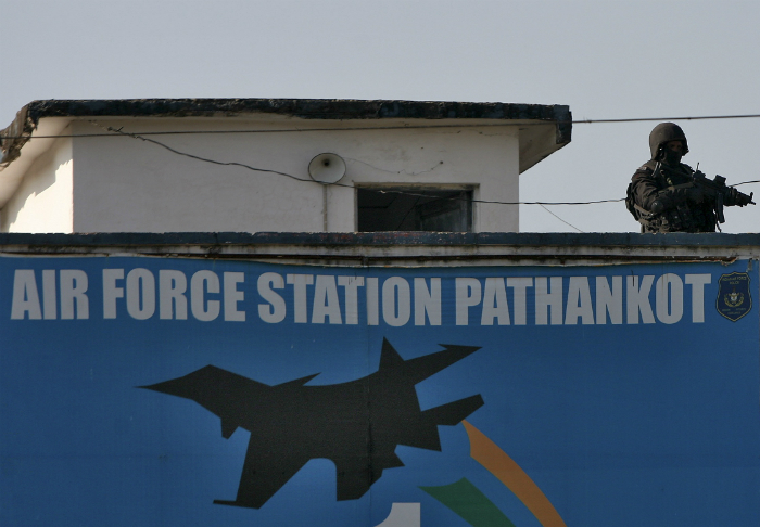 Pathankot air base bulletprooof jackets