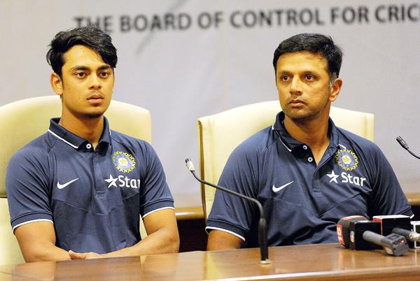 Ishan and Dravid