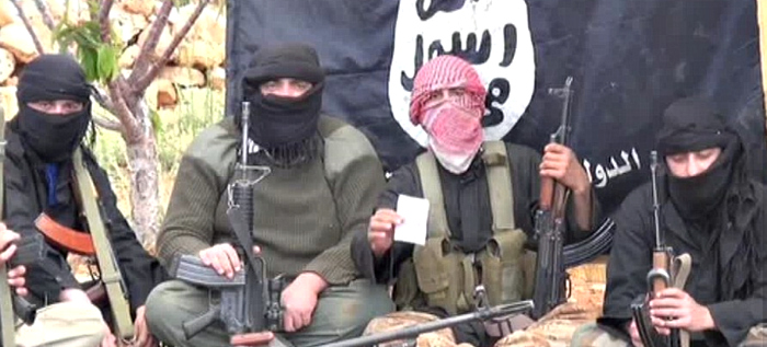 Four Indians Held In Syria Who Were On Their Way To Join The Islamic State
