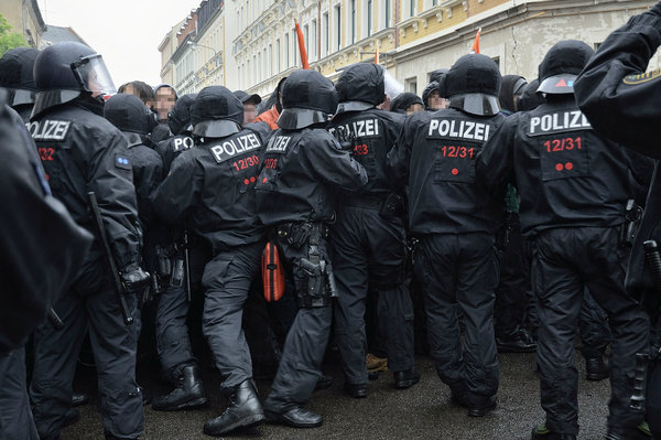 police gangs germany