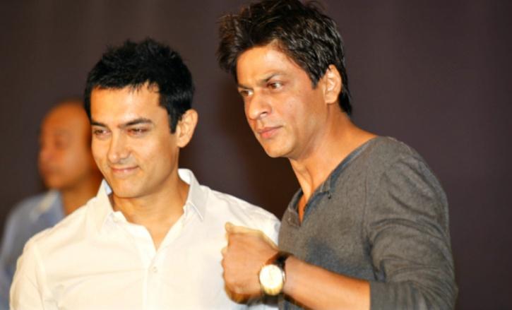 SRK-Aamir