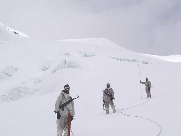 siachen army india