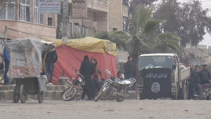 Female ISIS Jihadist Tortures Syrian Girl To Death For Violating Islamic Dress Code