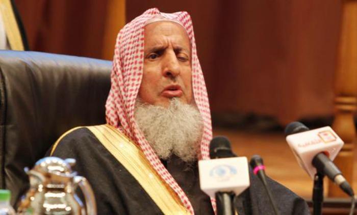 Saudi cleric Abdul Aziz al-Sheik