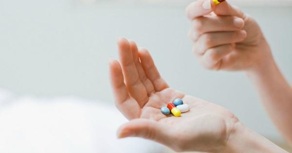 pills woman