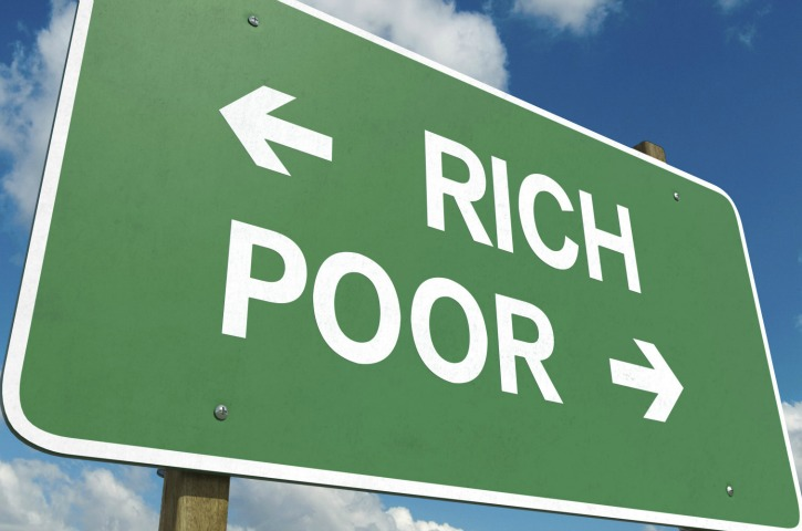 62 Rich People Own Same Wealth As Half Of World's Population