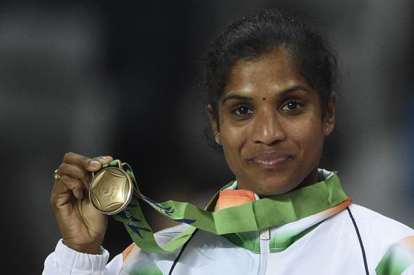 OP Jaisha with her 2014 Asian Games Bronze