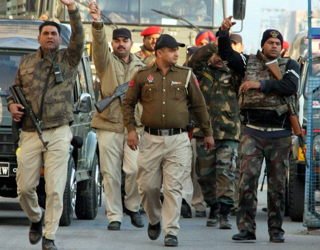 Pathankot Attack Mastermind Masood Azhar Mocks India