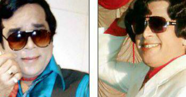 Shashi Kapoor duplicate