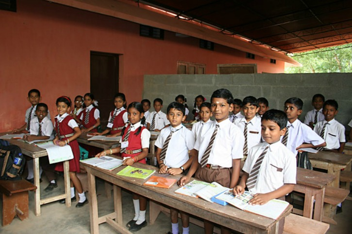 Kerala Now Has  100% Primary Education