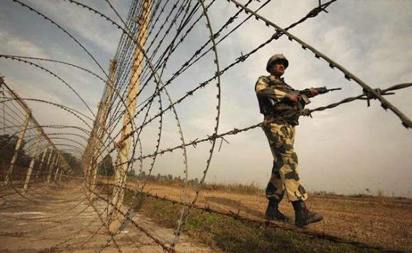 india border