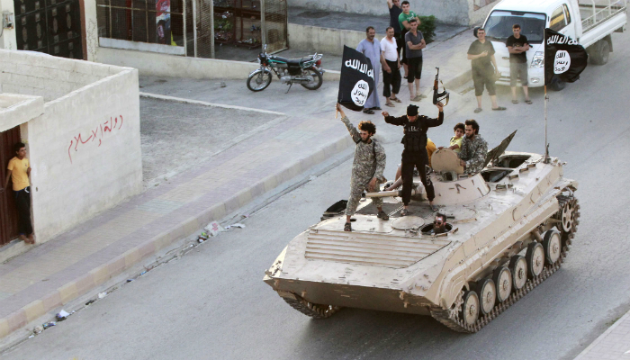 ISIS failed state