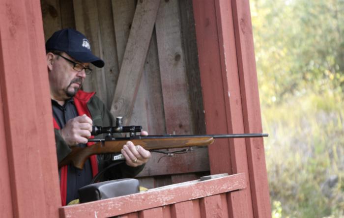 Finland guns
