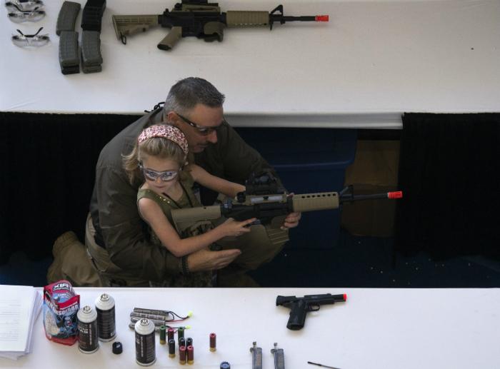USA Guns