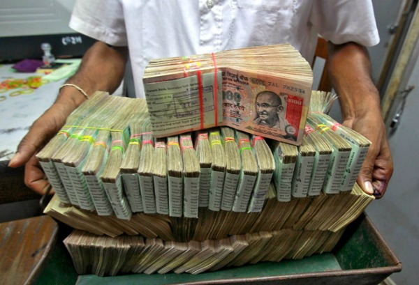 Defective Indian Currency Worth Rs 30,000 Crores Goes Up In Smoke