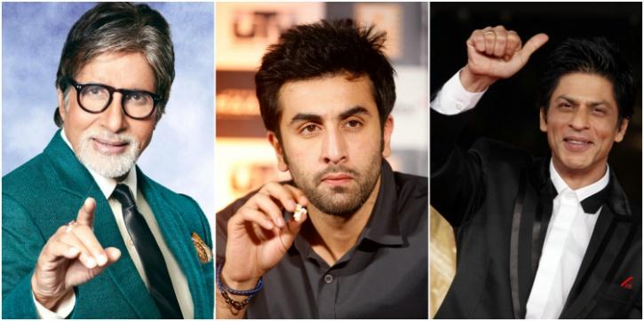 Big B, RK, SRK