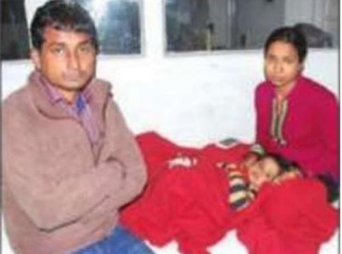 Shankar Pandit with family