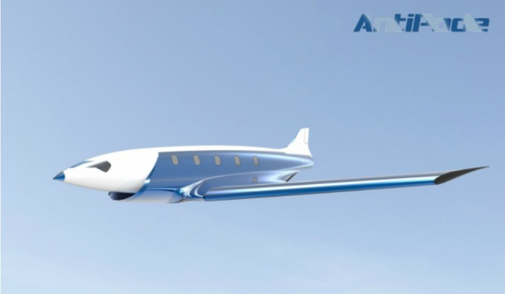 This Supersonic Jet Can Take You From New Delhi To London In Half Hour
