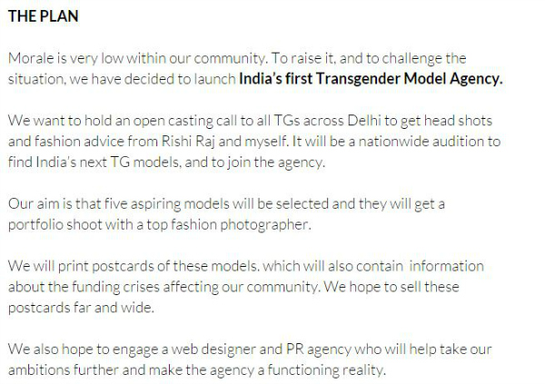 transgender modelling agency 1
