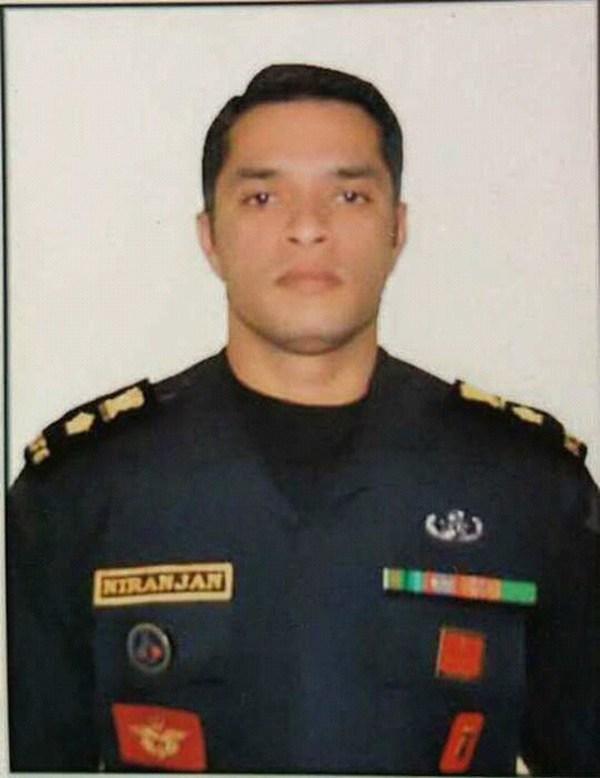 Niranjan Colonel Pathankot