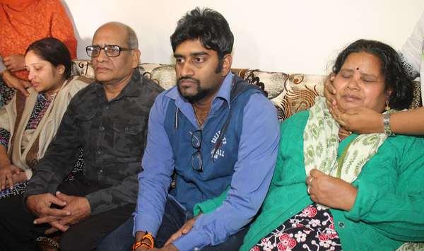 Niranjan Colonel Pathankot family
