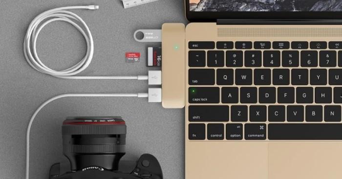 Type C- USB Hub
