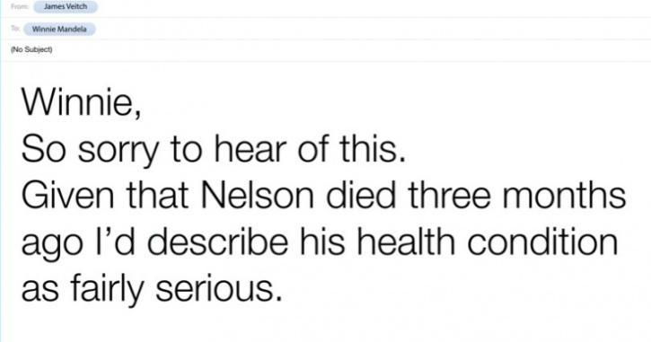 British Comedian James Veitch