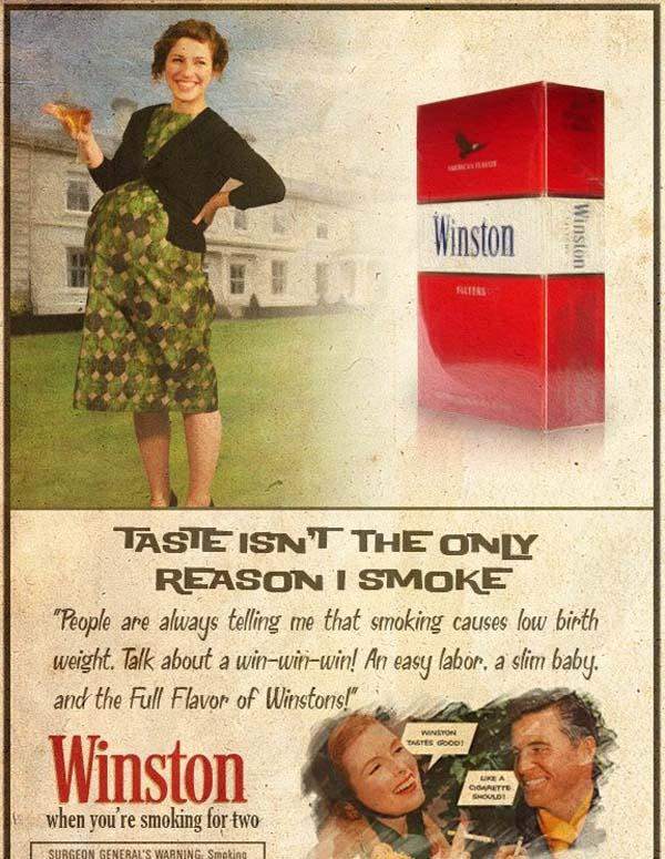 Shocking Vintage Ads