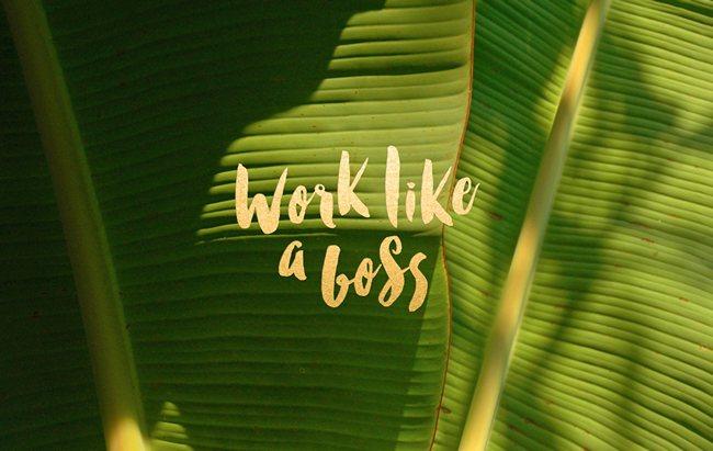 work like