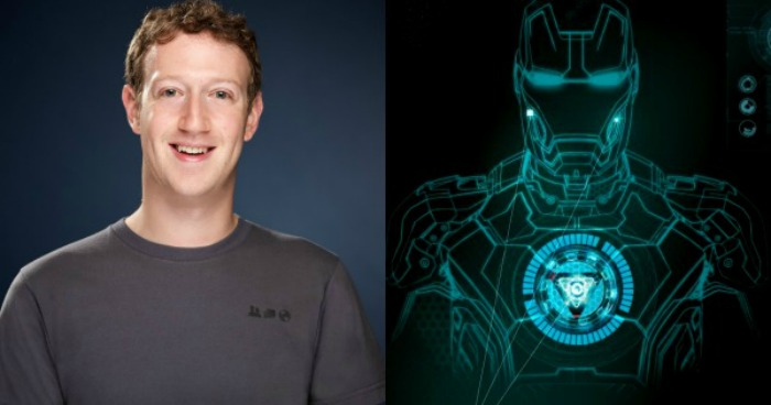 Mark Zuckerberg wants to own JARVIS